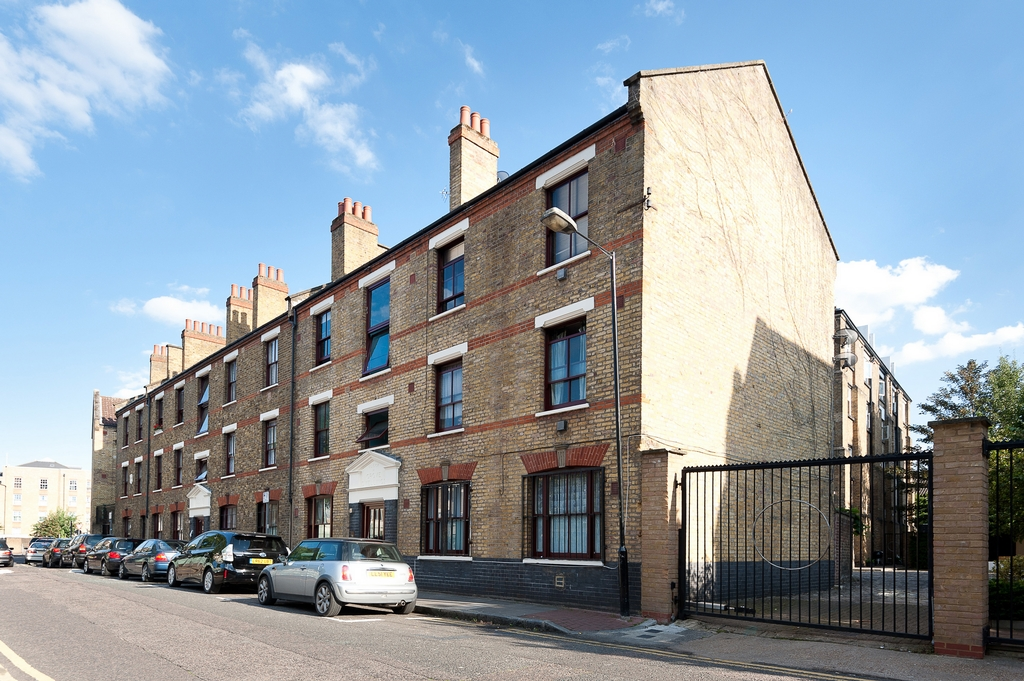 Grove Dwellings Adelina Grove Stepney London E1