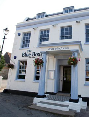 The Blue Boar - Abridge