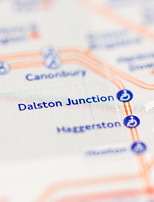 Dalston Junction Station