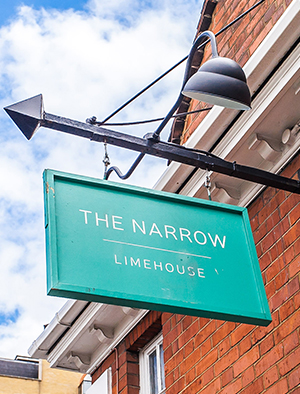 The Narrow gastropub